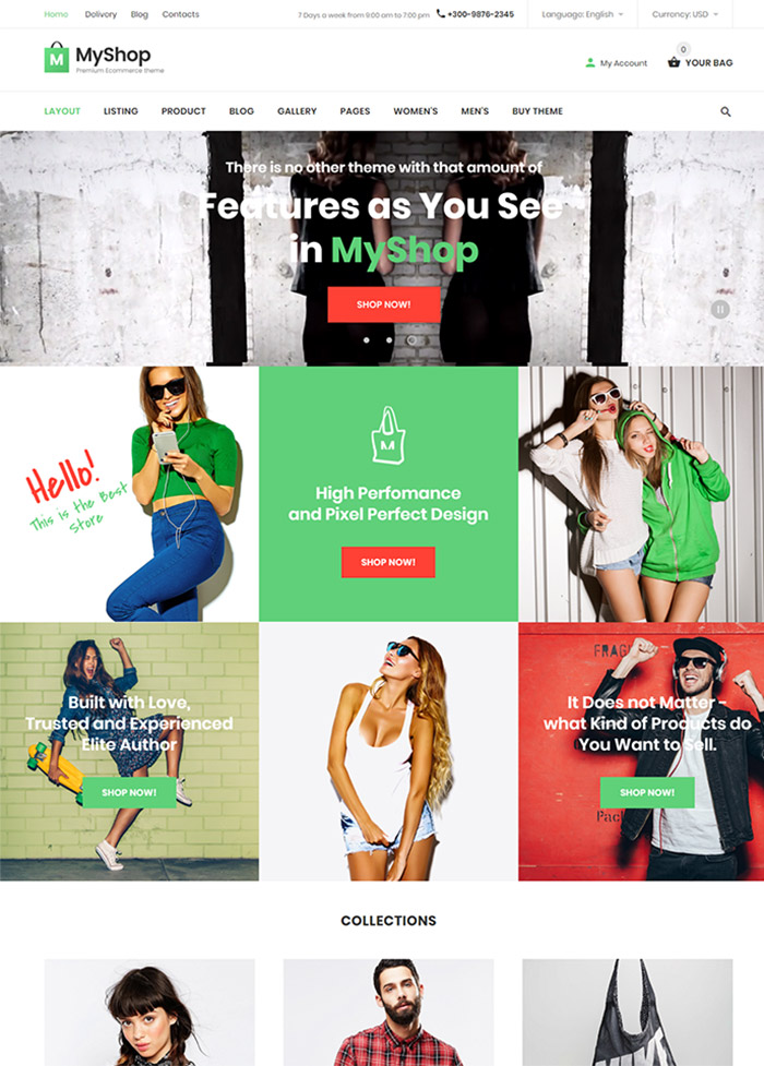 10+ Multipurpose Shopify themes ideas you can't afford to miss